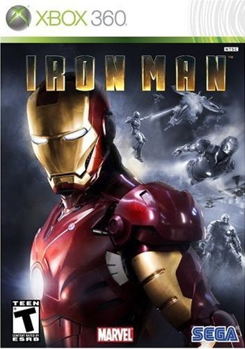 Iron Man (X-BOX 360) 2008